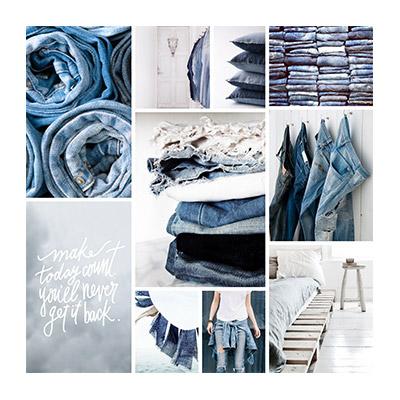 nastro personalizzato jeans